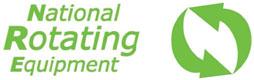 National Rotating Equipment (NRE) Logo